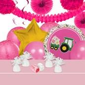 John Deere Pink Deco Kit