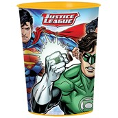 Justice League 16 oz. Plastic Cup