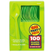 Kiwi Big Party Pack - Spoons