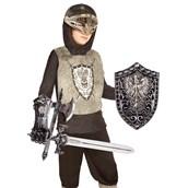 Knight Armor Child Costume Kit