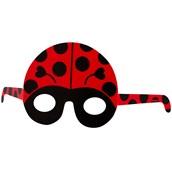 Ladybug Paper Masks