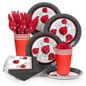Ladybug Snack Party Pack