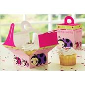 LadyBugs Cupcake Box