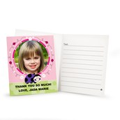 Ladybugs: Oh So Sweet Personalized Thank-You Notes