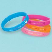 Lalaloopsy Rubber Bracelets