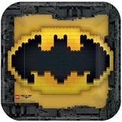 """Lego Batman 9"""" Luncheon Plates (8)"""