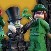 Lego Batman Beverage Napkins (16)
