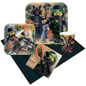 Lego Ninjago 24 Guest Party Pack
