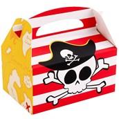 Little Buccaneer Empty Favor Boxes