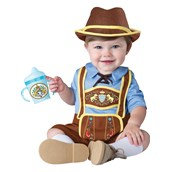 Little Toddler Lederhosen Costume