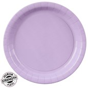 Luscious Lavender (Lavender) Dinner Plates