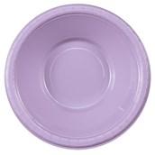 Luscious Lavender (Lavender) Plastic Bowls