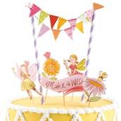 Make A Wish Mini Cake Decorating Kit