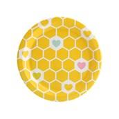 Mama To Bee Dessert Plate (8)