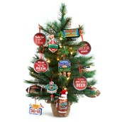 Man Cave Mini Christmas Tree Kit
