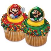Mario Bros. Rings
