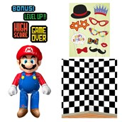 Mario Brothers Airwalker Photo Booth Kit