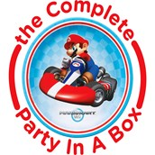 Mario Kart Wii Party in a Box