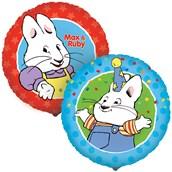 Max & Ruby Foil Balloon