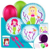 Mermaids Value Party Pack