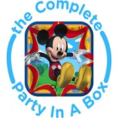 Mickey Fun and Friends Party in a Box