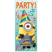 Minions Despicable Me - Door Cover