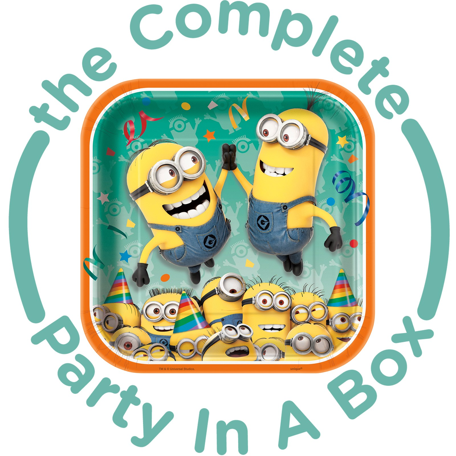 Minions Despicable Me - Party in a Box
