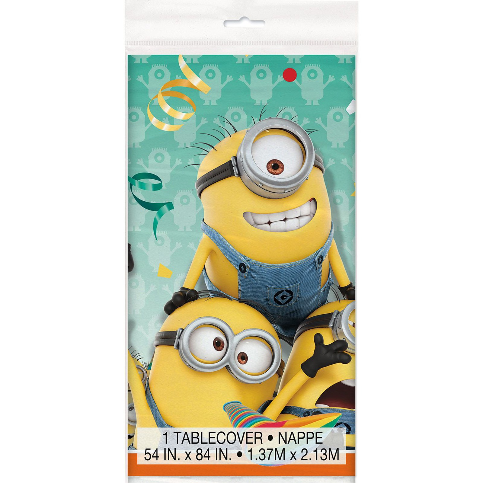 Minions Despicable Me - Tablecover