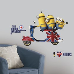Minions Despicable Me Wall Decals