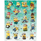 Minions Sticker Sheets (4)