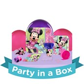 Minnie Mouse Dream Party in a Box For 8