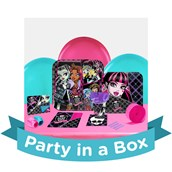 Monster High Party in a Box For 8
