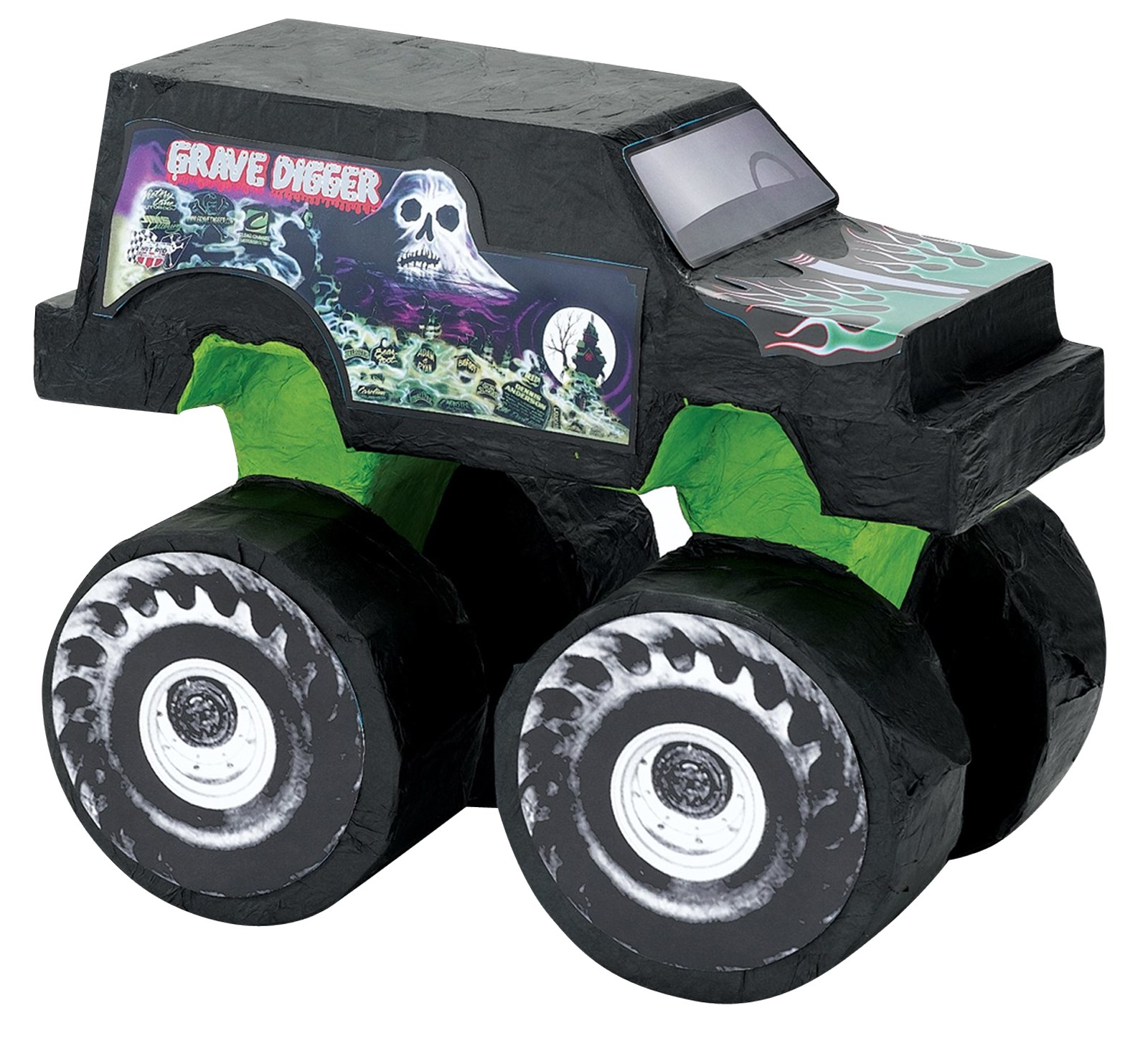 Monster Jam Piñata