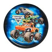 """Monster Jam 7"""" Dessert Plates (8)"""