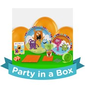 Monsters Party in a Box