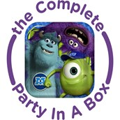 Monsters U. Party in a Box