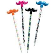 Mr. Mustache Pen Asst.