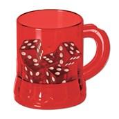 Mug Shot w/Dice