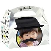 Mustache Man Personalized Empty Favor Boxes (8)