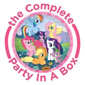 My Little Pony Friendship Magic Party in a Box