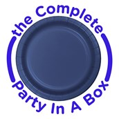 Navy Blue Party in a Box
