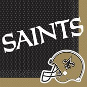 New Orleans Saints Lunch Napkins (16)