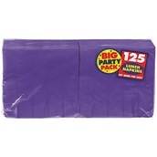 New Purple Big Party Pack - Lunch Napkins