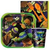 Nickelodeon Teenage Mutant Ninja Turtles Snack Party Pack