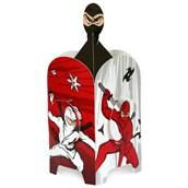 Ninja Warrior Party Centerpiece