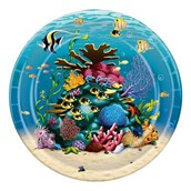 Ocean Party Dinner Plates