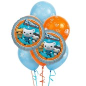 Octonauts 8 pc Balloon Kit