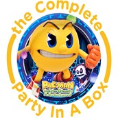 PAC-MAN and the Ghostly Adventures Party in a Box