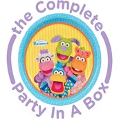 Pajanimals Party in a Box