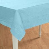 Pastel Blue (Light Blue) Paper Tablecover